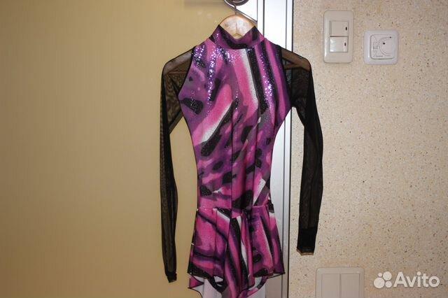 Платье на фигурное катание челябинск