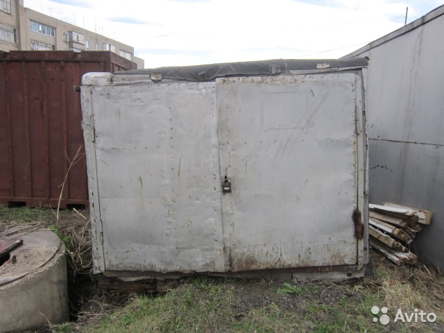 Купить железный гараж на авито в новосибирске железный гараж купит таганрог