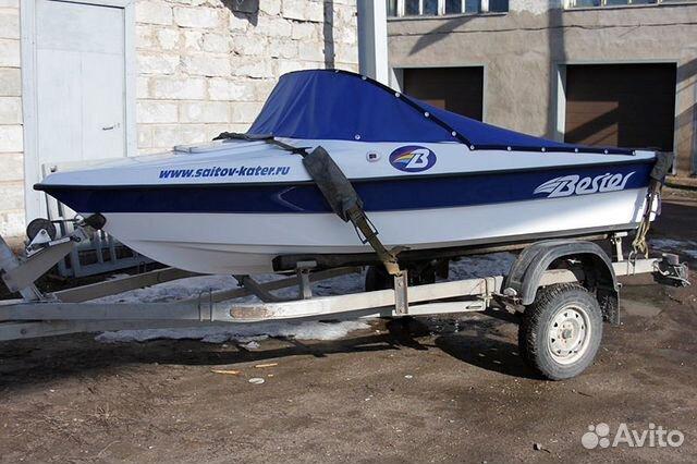 моторная лодка bester 400