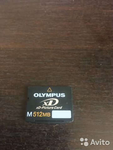 Olympus xd picture card recovery