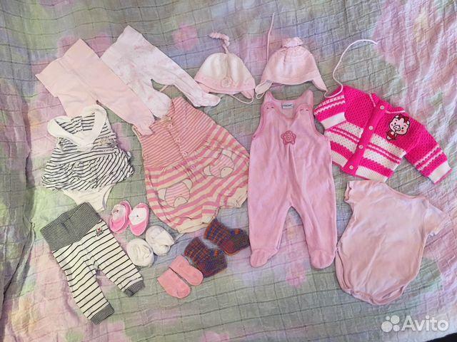0bd3ec891b33 Пакет детских вещей на 56-62 см   Festima.Ru - Мониторинг объявлений