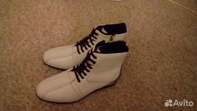 Зимние мужские ботинки 47р   Festima.Ru - Мониторинг объявлений df420b1595e
