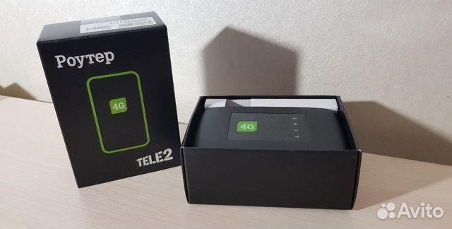 Роутер Теле2 4G Wi-Fi ZTE MF920