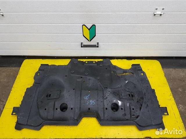 89625003353 Защита двс Subaru Forester, SG5, EJ202