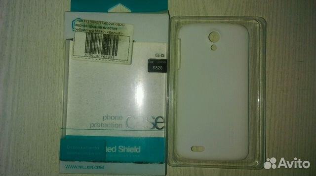 Чехол бампер nillkin для телефона lenovo s820
