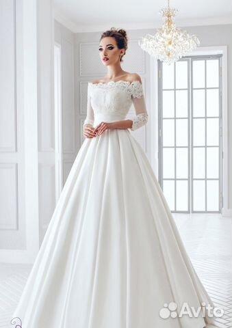 a9054520145 Пышное свадебное платье А1555