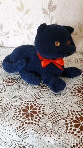 кот игрушки вязание крючком подарок купить в красноярском крае на