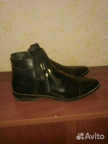 Ботинки pull and bear купить в Кировской области на Avito ... 6848a9d5b32