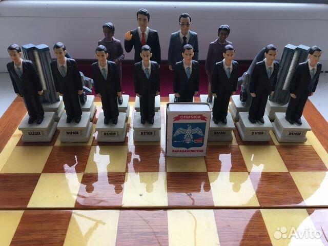 Политические шахматы купить в Краснодаре | Хобби и отдых | Авито
