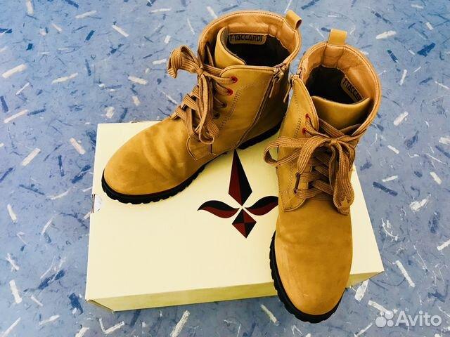 d088dd5a Продам ботинки (осень-весна ) купить в Красноярском крае на Avito ...