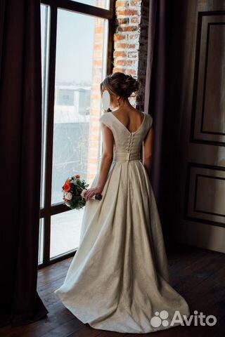 45752d9638944f6 Свадебное платье