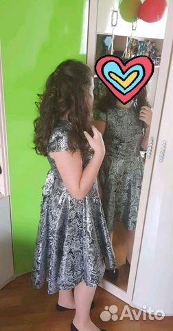 939b198260c Платье для девочки 10-12 лет. Рост 150 купить в Москве на Avito ...