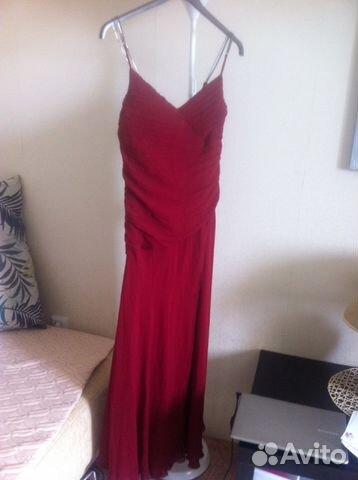 2c8290a321c5e32 Красное вечернее платье BGN | Festima.Ru - Мониторинг объявлений
