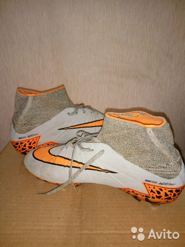 Бутсы Nike HyperVenom Phantom  a51494c9c83b1