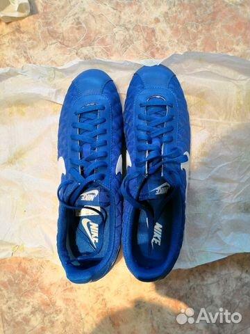 Кроссовки Nike Classic Cortez Nylon US13, 31см мал— фотография №1 0506abb8fbe