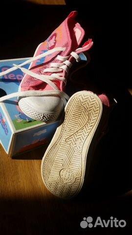Ботинки 26рр. Peppa pig  283000 купить 4