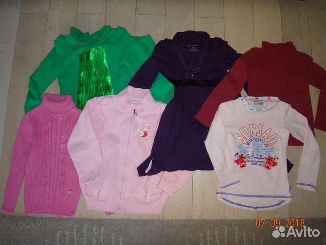 Одежда для девочки б у р.110   Festima.Ru - Мониторинг объявлений c0680f0dc47