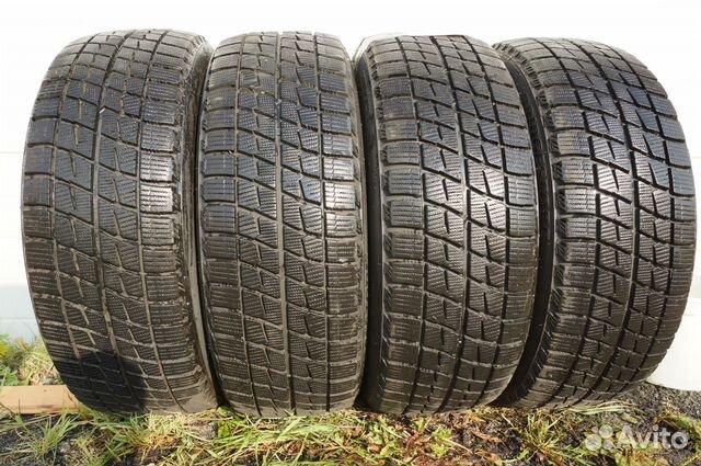 Зимние шины Bridgestone 225/45/18, Мade in Japan 89119211180 купить 2