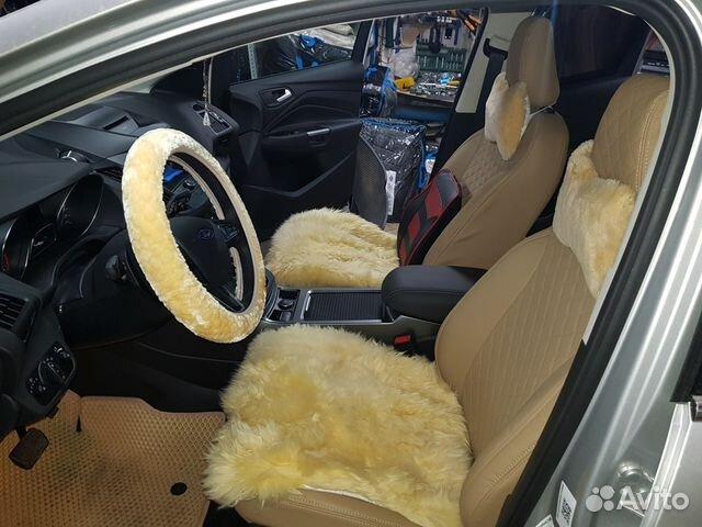 авто чехлы на форд куга