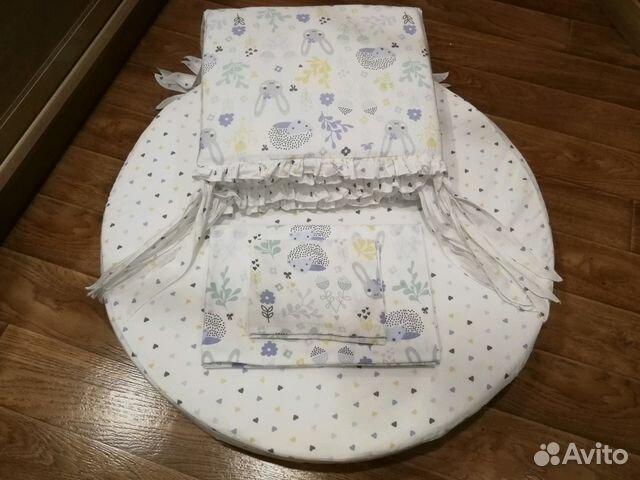 9a00062d66ead Для круглой детской кроватки купить в Саратовской области на Avito ...