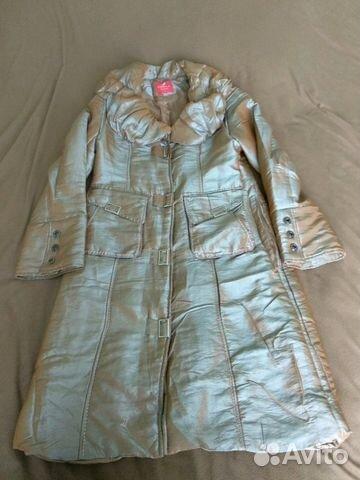 Зимнее пальто р.44 89875559553 купить 3