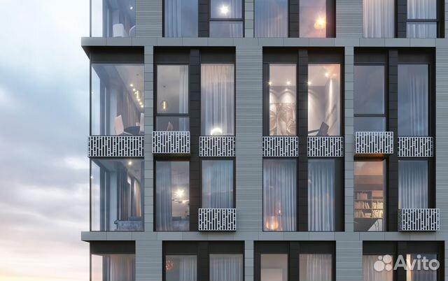 1-к квартира, 54.7 м², 3/12 эт.