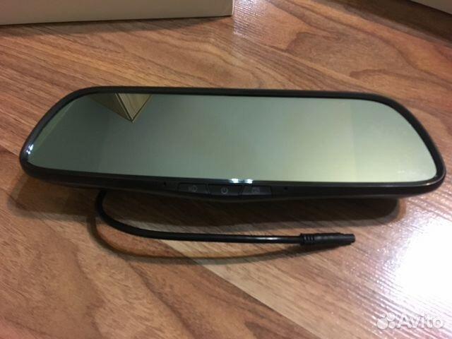 Smart Car Rear Mirror Video Record Camera купить в Москве на