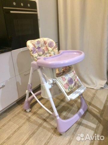 стул для кормления Happy Baby Kevin Festimaru мониторинг объявлений