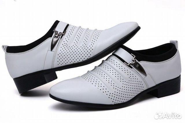 ca687b765 Туфли мужские белые самые красивые в городе | Festima.Ru ...