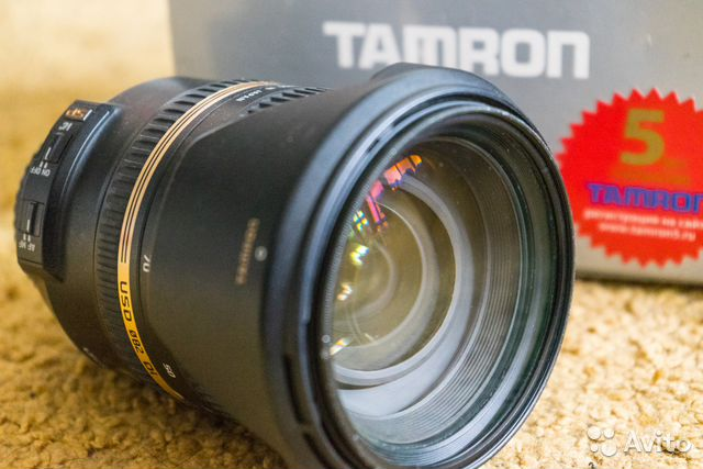 Tamron 24-70 2.8 for Canon