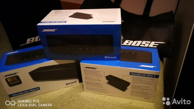 Bose Soundlink Mini Ii Carbon Festimaru мониторинг объявлений