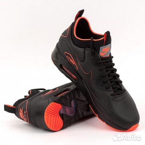 1d74cdd8 Кроссовки Зимние Nike Air Max 90 Ultra Mid Winter | Festima.Ru ...