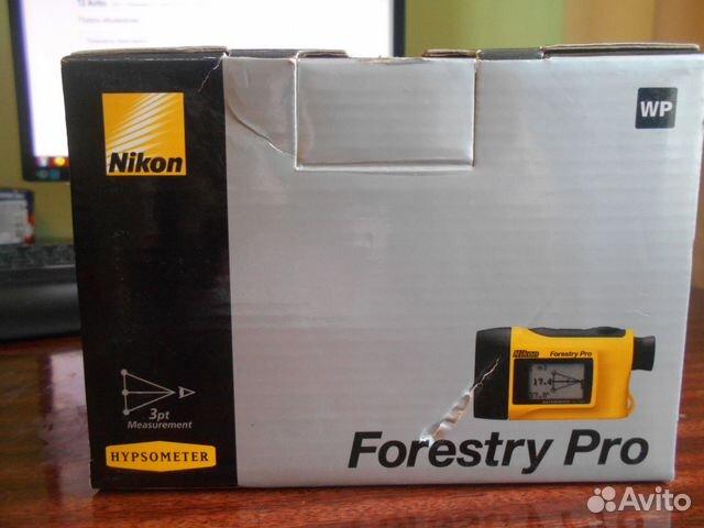 Nikon Laser Entfernungsmesser Forestry Pro : Дальномер лазерный nikon forestry pro купить в Иркутской области на