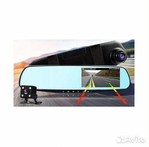 Зеркало видеорегистратор 5в1 купить