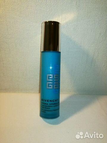 hydra sparkling luminescence moisturising fluid