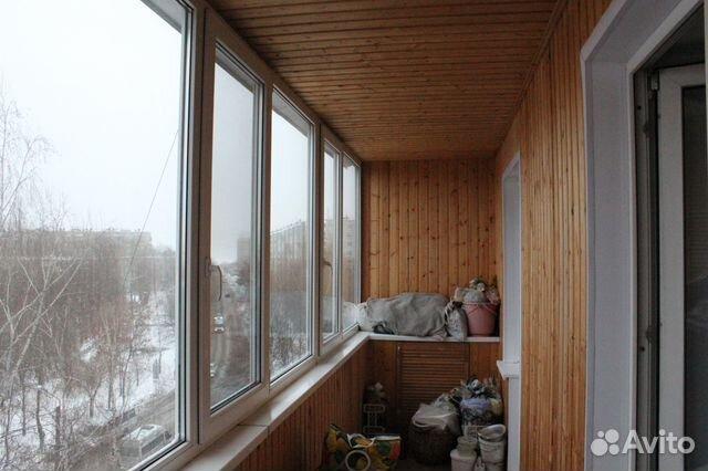 Продается трехкомнатная квартира за 2 300 000 рублей. Ульяновск, улица Варейкиса, 10, подъезд 1.