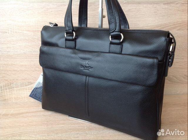 069f74fdba80 Мужская сумка из натуральной кожи Dr.Koffer   Festima.Ru ...