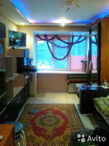 Продается однокомнатная квартира за 1 000 000 рублей. микрорайон , Индустриальный район, Пермь, Балатово.