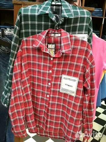 9e6b481427d Рубашка женская купить в Москве на Avito — Объявления на сайте Авито