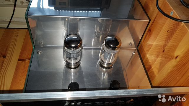 Усилитель ламповый однотактный, класс А, кт88 89185565096 купить 3