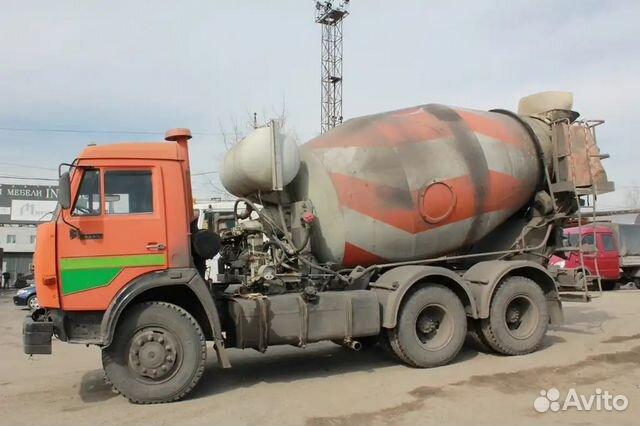 купить бетон в шарыпово с доставкой