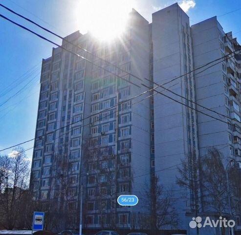 Продается квартира-cтудия за 2 600 000 рублей. Москва, улица Мусы Джалиля, 23/56.
