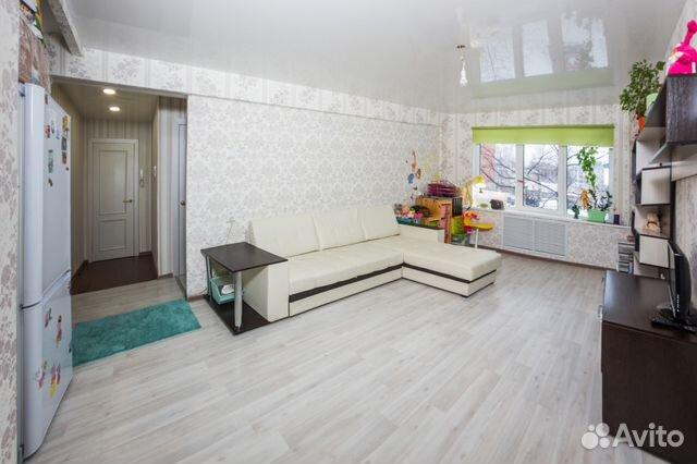 Продается однокомнатная квартира за 1 700 000 рублей. Петрозаводск, Республика Карелия, Машезерская улица, 30А.