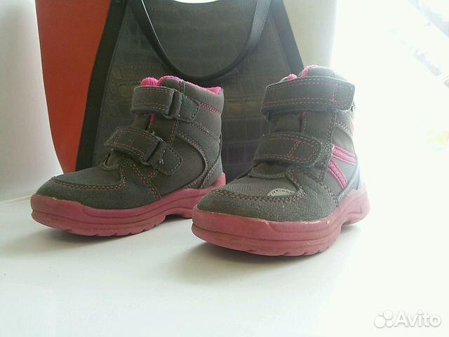 22c0ef399 Детские демисезонные ботинки Ciraf купить в Московской области на ...