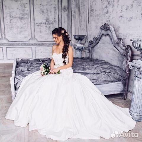 Свадебная прическа петербург