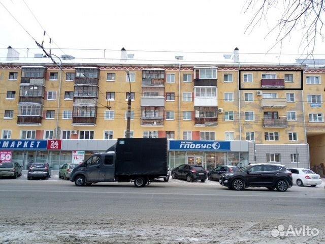 Продается двухкомнатная квартира за 1 500 000 рублей. улица Ленина, 102В.
