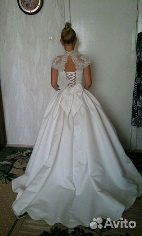 7741be7d07a Продам новое свадебное платье купить в Ставропольском крае на Avito ...
