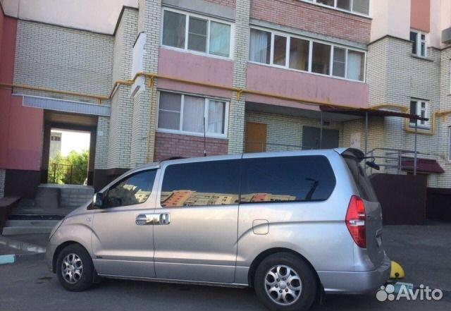 Hyundai Grand Starex 8 мест на заказ