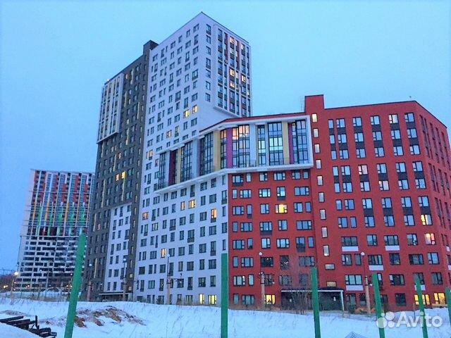 Продается квартира-cтудия за 4 800 000 рублей. г Москва, поселение Сосенское, поселок Коммунарка, ул Бачуринская, д 7 к 2.