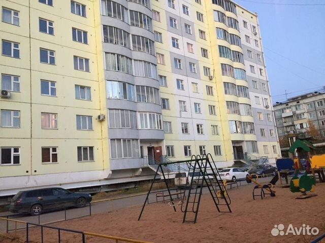 Продается двухкомнатная квартира за 6 200 000 рублей. г Якутск, ул Петра Алексеева, д 25/1.